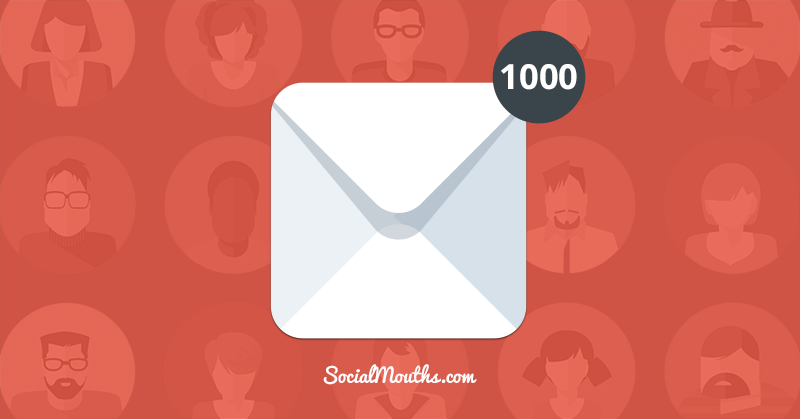8 Tactics I Used To Get My First 1,000 Email Subscribers