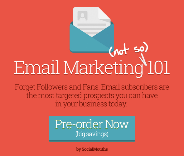 Email Marketing (not so) 101
