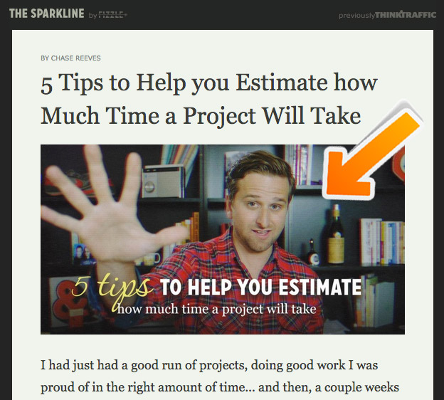 Featured image of a blog post