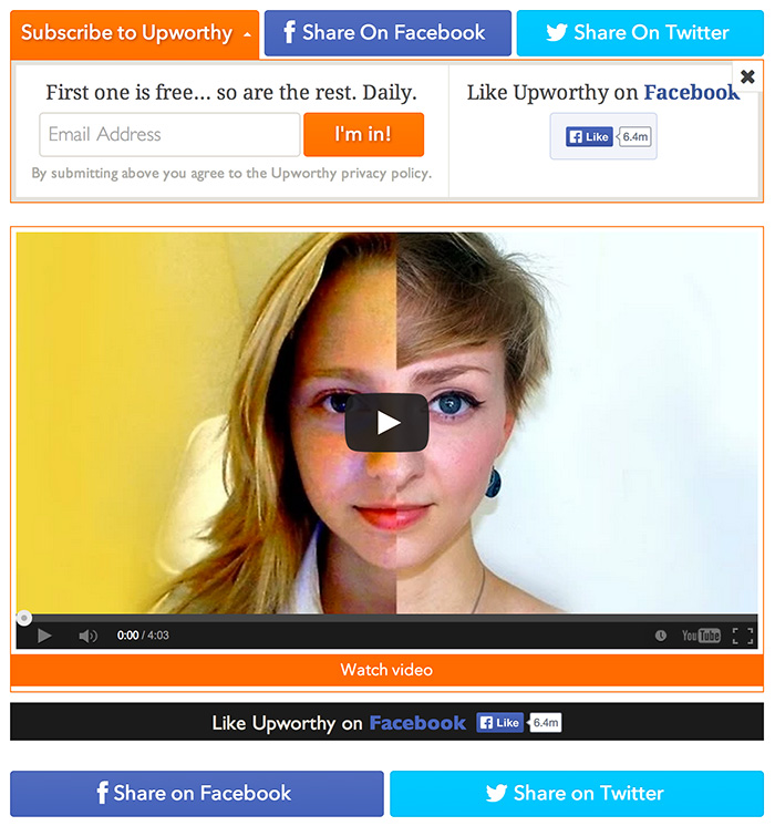 Make your video easy to share