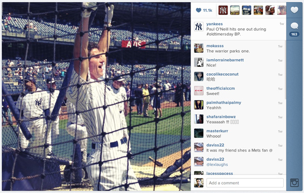 New York Yankees on Instagram