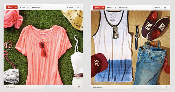 American Eagle on Pinterest