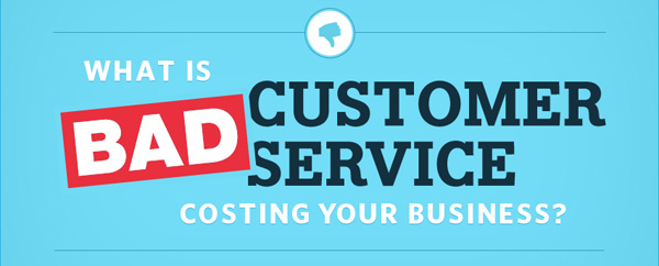 What is Bad Customer Service Costing Your Business?