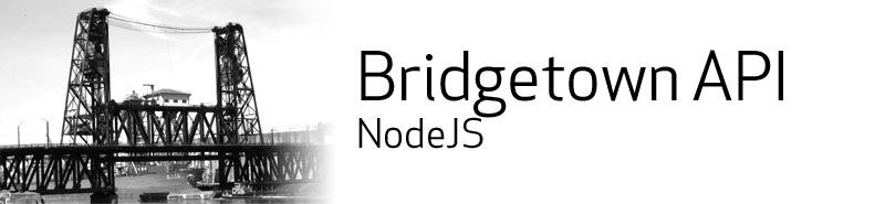 Bridgetown API