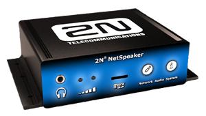 2N NetSpeaker - presentation Case