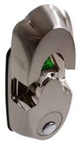 NextBolt Secure Mount - Satin Nickel