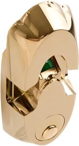 NextBolt High Security - Polished Brass