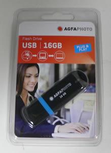 AgfaPhoto 16GB USB Flash Drive