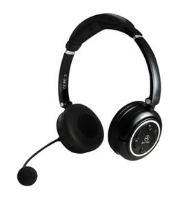 Wireless Stereo Headset with Noise Cance