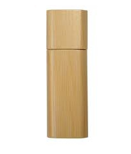 4GB Password Protected USB Drive WOOD
