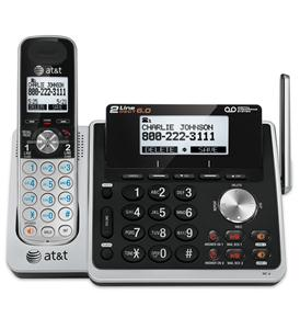 2 Line Cordless System with ITAD