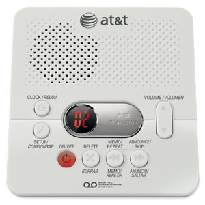 Digital Answering System w/ 60 min