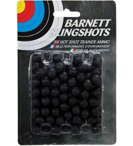 Barnett Slingshot Target Ammo, 100 Round