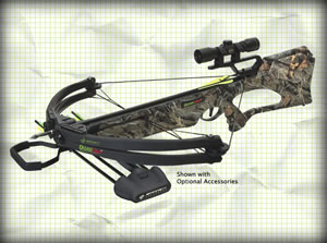 Quad 400 Crossbow Package w/ Sight