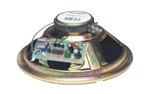 Cone Type Loudspeaker