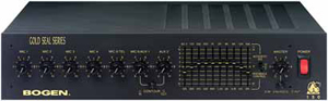 100 Watt Dual EQ Amp