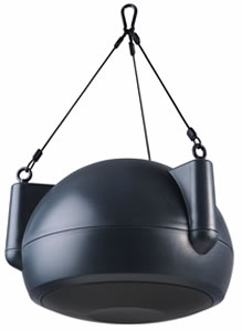 Orbit Pendant Speaker - Black