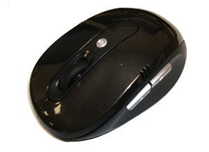 Bluetooth two button with scroll mouse