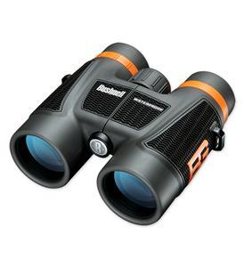 Bear Grylls10x42 Black Roof,Twist-Up Eye