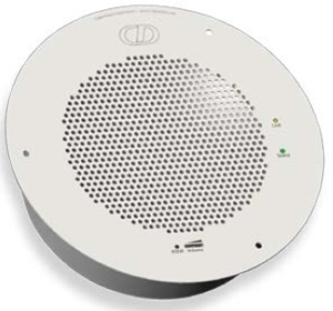 VoIP Ceiling Speaker V2