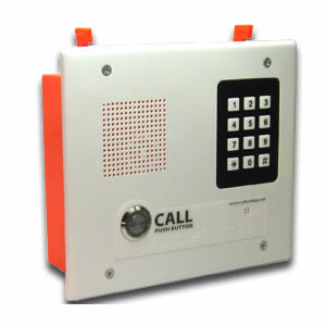 CyberData SIP-enabled IP Indoor Keypad Intercom