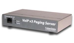 VoIP V3 Paging Server