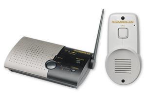 Wireless Doorbell Intercom
