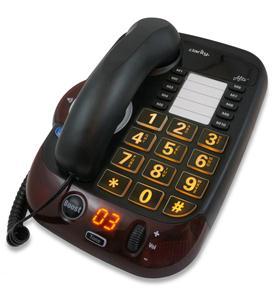 54005.001 Digital, loud, big button spkr