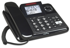 40dB Corded Phone with Ans Mac 53730.000