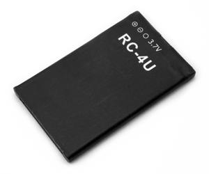 50901.002 Battery for PAL cell phone