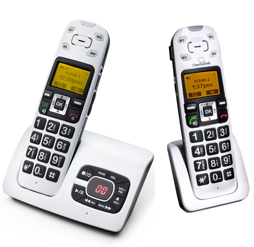 DECT Amplified Cordless Bundle