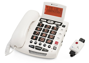 Amplified SOS Alert Phone