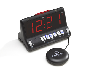 Shake Up Wake Up Alarm Clock