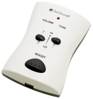 Portable Phone Amplifier 40dB - White