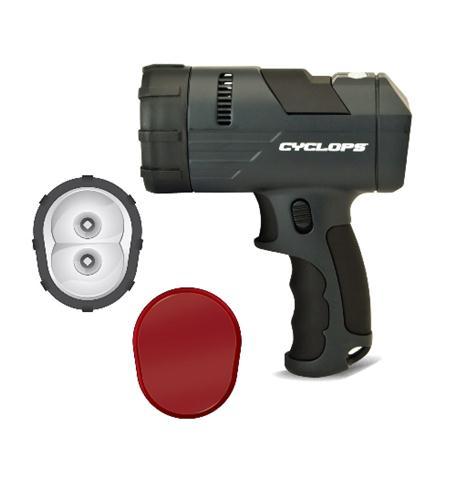 Revo 900 Lumen Handheld Spotlight, Recha