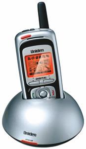 Uniden 2.4GHz Accessory Handset