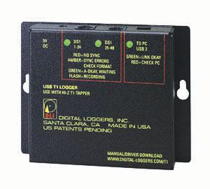 T1/PRI Audio Logger