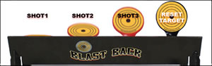 Do-All Blast Back .22 Auto Pop up Target