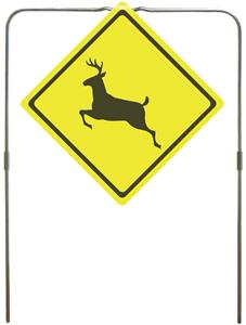 Impact Seal Deer Crossing Hanging Target