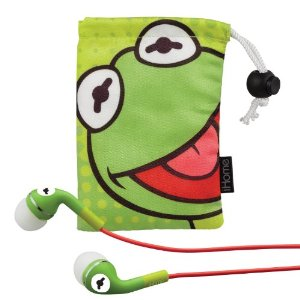 Kermit Noise Isolating Earphones