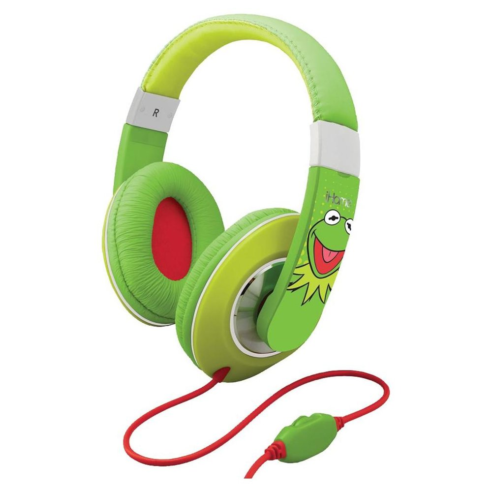 Kermit Over-the-ear headphones