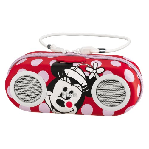 Minnie Water Resistant Portable Stereo