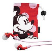 Minnie Mouse Noise Isolating Earphones