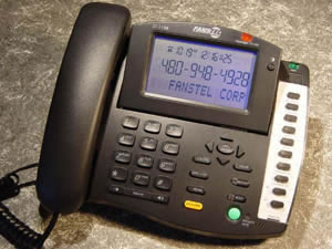 Big Screen Caller ID Phone