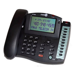 2 Line Amplified Speakerphone