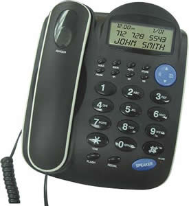 40dB Amplified Phone with Speakerphone