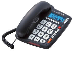 40dB Big Button Phone with Talking CID
