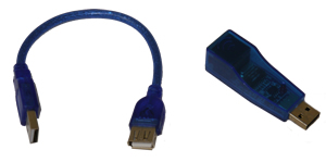 MX-EIM-506USB RJ45 IR Ethernet Adapter