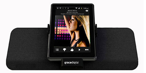MatchStick-speaker dock for Kindle Fire