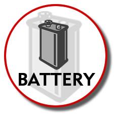 BATTERY 3.6V 1300mAh (P-P508PA)
